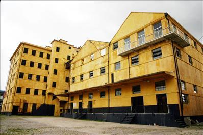 Fundação Cultural muda para o Moinho Rebouças.Curitiba, 13/04/2006Foto:Divulgação/FCC