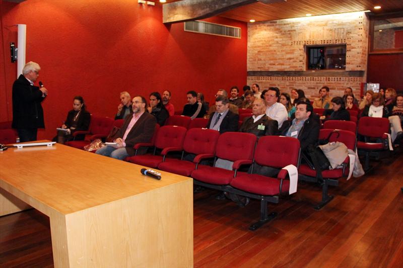 31ª Reunião Ordinária do Concitiba. Curitiba, 24/07/2014  Foto: Lucilia Guimaraes/IPPUC