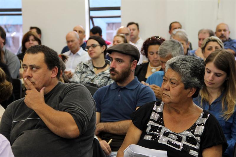Audiência pública da Regional Boa Vista realizada na noite dessa quarta-feira (19). Foto: Lucilia Guimarães