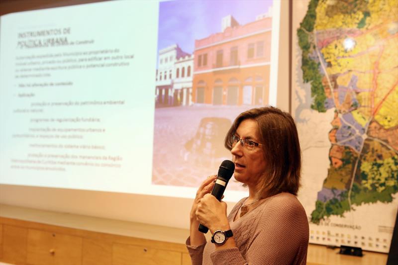Workshop sobre o Plano Diretor de Curitiba, para Jornalistas no IPPUC. Curitiba, 05/11/2015 Foto:Cesar Brustolin/SMCS