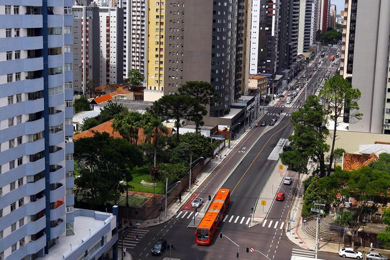 Plano Diretor 2015 expande o tripé de planejamento para novas áreas de Curitiba. Foto: Jaelson Lucas/SMCS