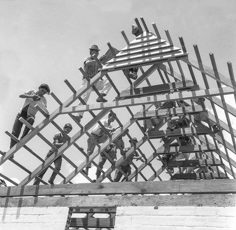 Fundada em 8 de maio de 1965, a Companhia de Habitação Popular de Curitiba (Cohab) completa 50 anos nesta sexta-feira (08).  -Na imagem, Vila Nossa Senhora da Luz. Foto: Divulgação