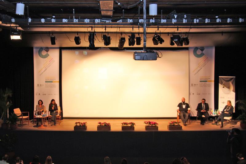2º  Fórum Internacional Cidades Amigas do Design. Curitiba, 05/11/2015 -  Foto: Lucilia Guimarães