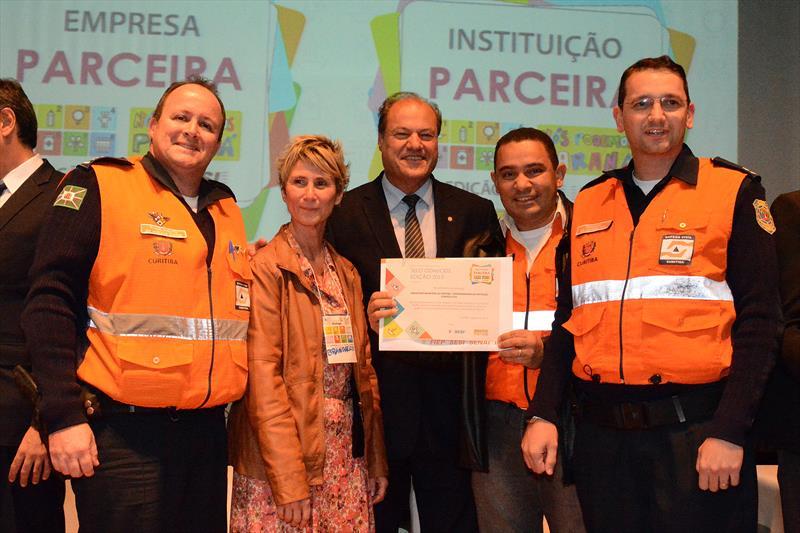 Dez projetos da Prefeitura são certificados com o selo Objetivos do Milênio da ONU. Curitiba, 20/08/2015 -  Foto: Levy Ferreira/SMCS
