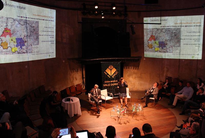 50 Anos do IPPUC. Foto: Lucilia Guimarães/IPPUC