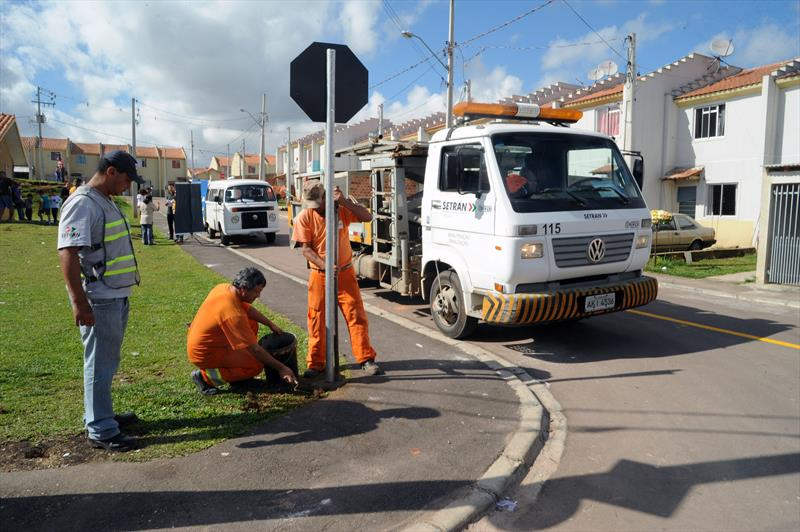 Prefeitura investiu R$ 46 milhões arrecadados com multas exclusivamente na melhoria do trânsito da cidade Foto: Everson Bressan/SMCS