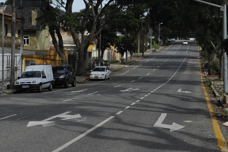 Prefeitura investiu R$ 46 milhões arrecadados com multas exclusivamente na melhoria do trânsito da cidade  - Na imagem, rua Colombia. Foto: Everson Bressan.