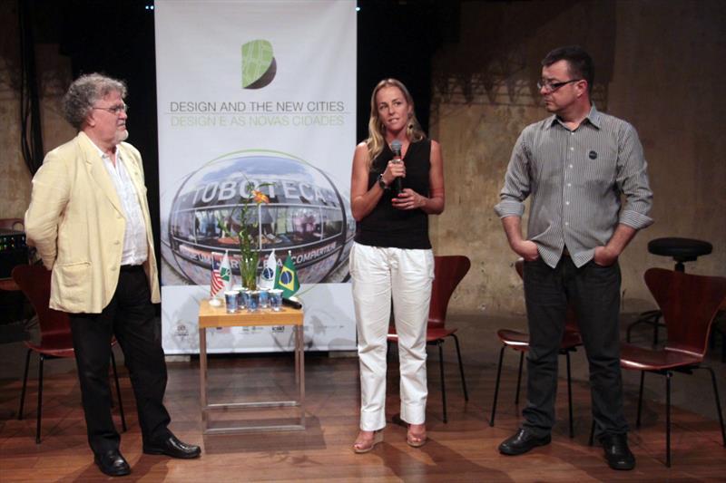 Ippuc promove evento para debater o design nas cidades. Foto: Lucilia Guimarães/IPPUC