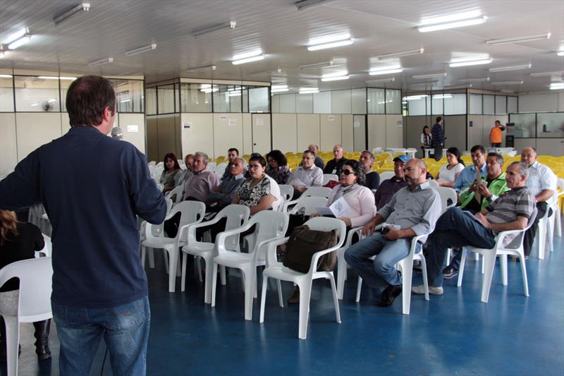 Oficinas regionais reuniram 320 pessoas para debater a Lei de Zoneamento Uso e Ocupação do Solo. Foto: Lucilia Guimarães/IPPUC