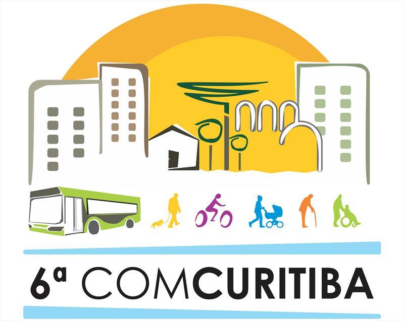 As inscrições para a 6ª Conferência Municipal da Cidade de Curitiba (6ª COMCURITIBA) foram prorrogadas até o dia 8 de junho, às 18h.