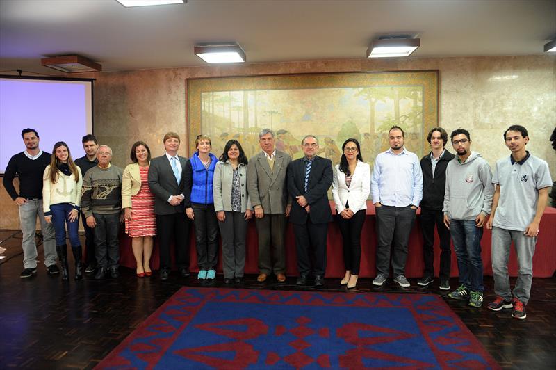 Projeto medição da qualidade do Ar. Curitiba, 26/07/2016 -  Foto: Everson Bressan/SMCS