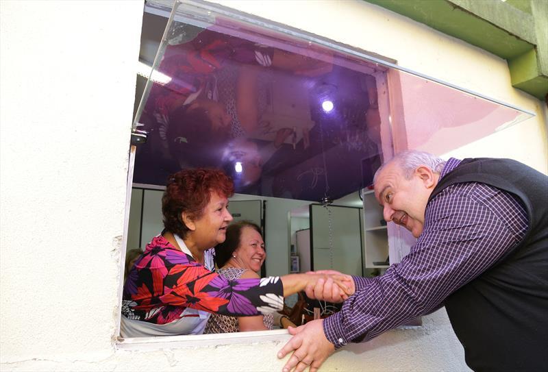 Prefeito Rafael Greca em visita a Regional da Matriz. Curitiba, 20/03/2017. Fotos: Joel Rocha/ SMCS