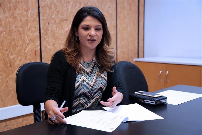A Agência Curitiba de Desenvolvimento fechou novas parceria com importantes empresas que apoiam a causa do empreendedorismo feminino em Curitiba. -Na imagem, a empresária Adriana Marques.  Foto:Cido Marques/FCC