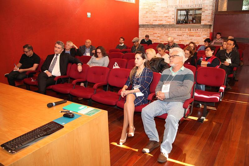 Concitiba debate legislação de uso do solo em reunião no IPPUC. Curitiba, 27/06/2017 Foto:Ari Dias/IPPUC