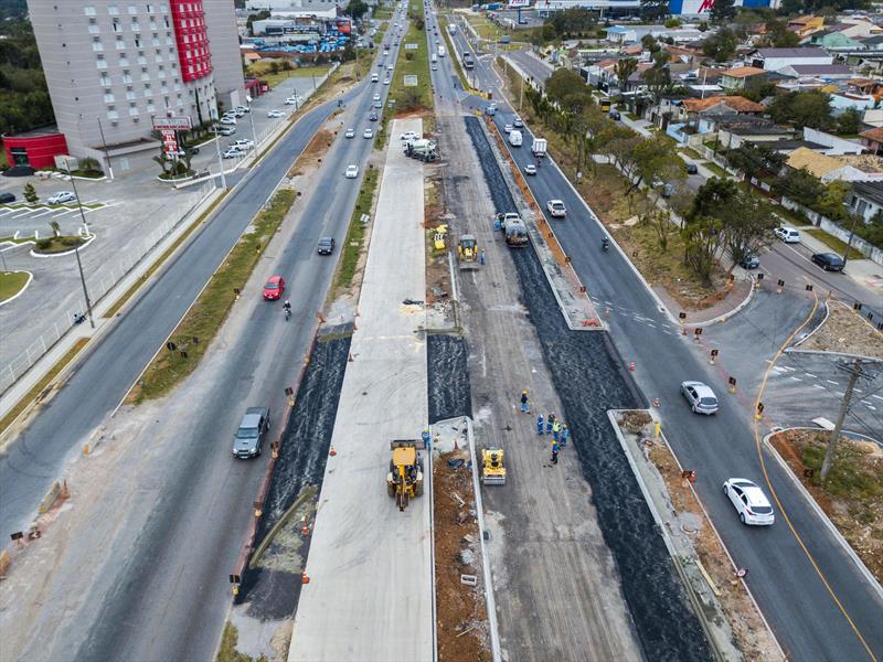 Prefeitura fará leilões semestrais de Cepac da Linha Verde. Curitiba, 10/08/2017  - Foto: Daniel Castellano/SMCS