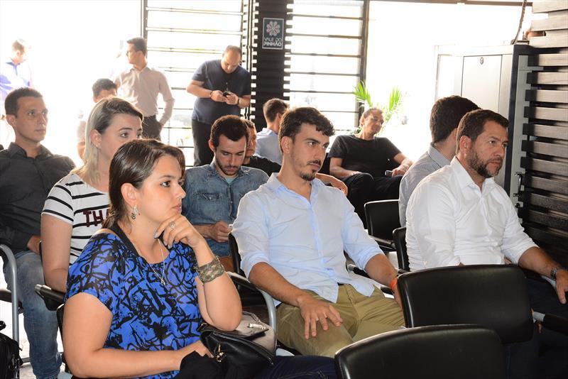 A inovação é reconhecida como uma das principais formas para ampliar a competitividade da economia de uma cidade. Para fortalecer o ecossistema da capital, 16 instituições públicas e privadas lançaram, nesta terça-feira (20/12), o Pacto de Inovação Curitiba 2018. Foto: Levy Ferreira/SMCS