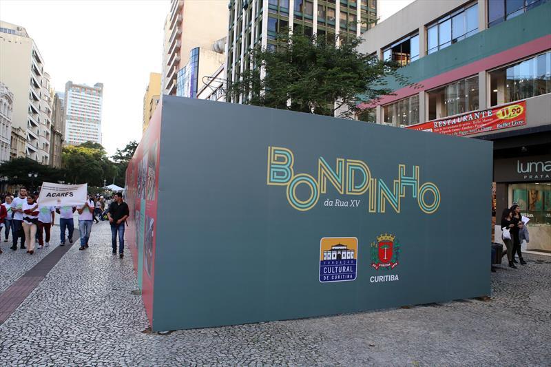 Prefeitura vai restaurar o Bondinho. Conheça a história deste ícone curitibano. Curitiba, 11/06/2018 -  Foto: Cesar Brustolin/SMCS