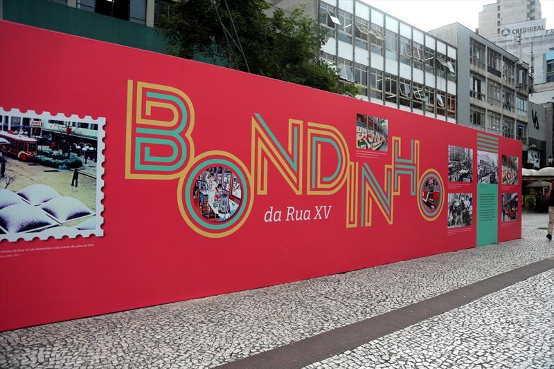 Prefeitura vai restaurar o Bondinho. Conheça a história deste ícone curitibano. Foto:Cido Marques/FCC