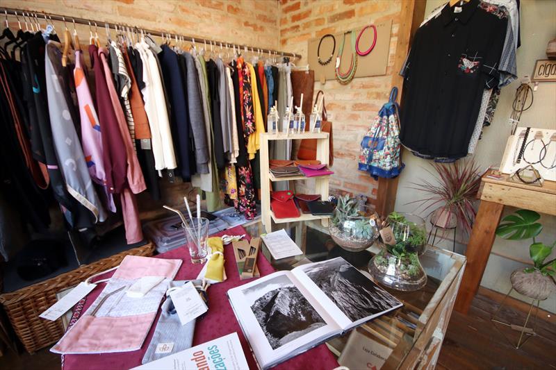 Coletivo transforma Curitiba em referência na moda sustentável. Curitiba, 28/06/2018 -  Foto: Lucilia Guimarães/SMCS