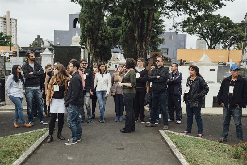 Visitas Guiadas ao Cemitério Municipal alcançam público de 4 mil pessoas e tem calendário para o segundo semestre divulgado. Foto: Edgard Marques