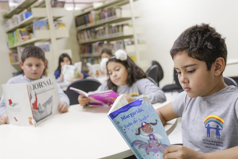 Curitiba aumenta Ideb e segue como referência no ensino público. Foto: Luiz Costa/SMCS