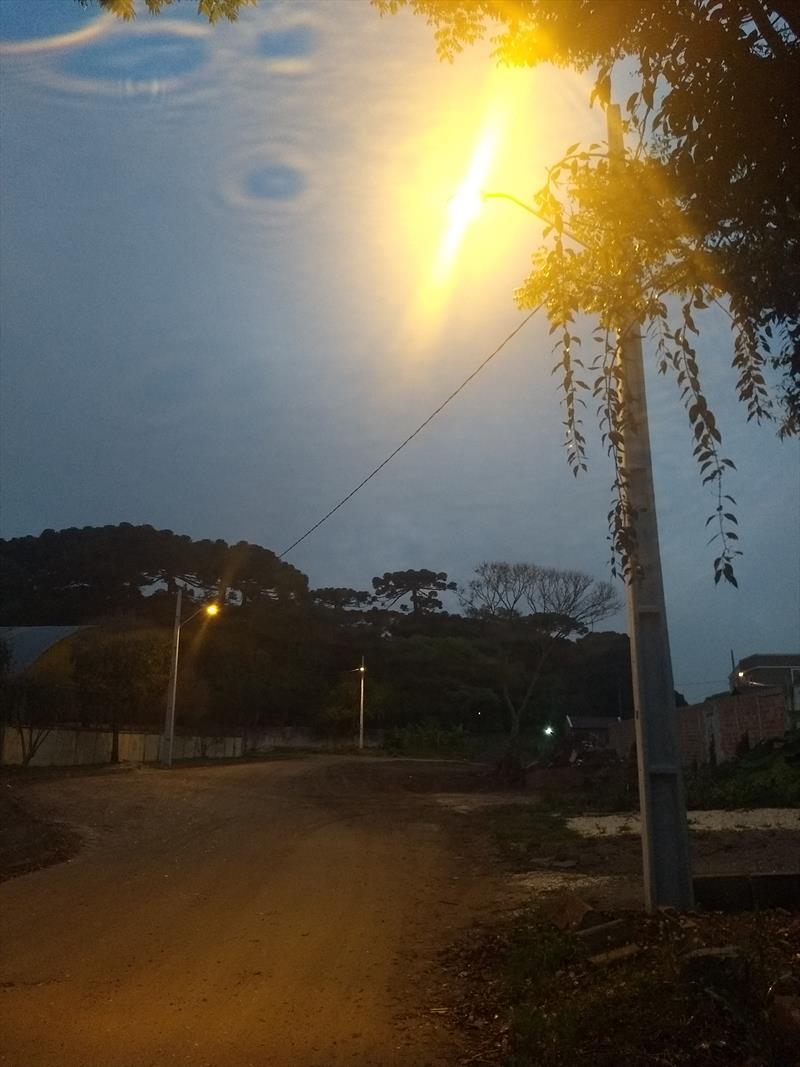 Obras da Prefeitura melhoram a vida dos moradores da Regional Cajuru.  - Na imagem, Iluminação Gonzaga de Campos. Foto: Divulgação
