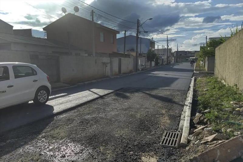 Obras da Prefeitura melhoram a vida dos moradores da Regional Cajuru.  - Na imagem,  Vila Autódromo. Foto: Divulgação