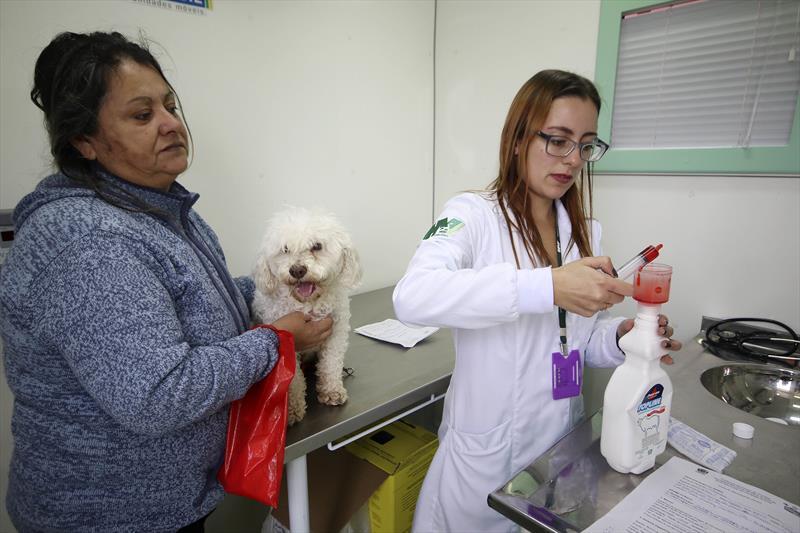 Cães e gatos da Regional Bairro Novo terão avaliações gratuitas. Foto: Lucilia Guimarães/SMCS
