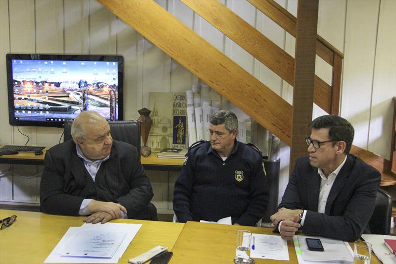Greca aprova nova Academia da Guarda Municipal. Foto: Divulgação/IPPUC