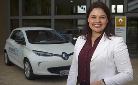 Saúde 4.0 e Smart City Curitiba 2019 serão destaques no Paiol Digital de novembro.  - Na imagem, a diretora executiva do Instituto Renault, Silvia Barcik. Foto: Divulgação