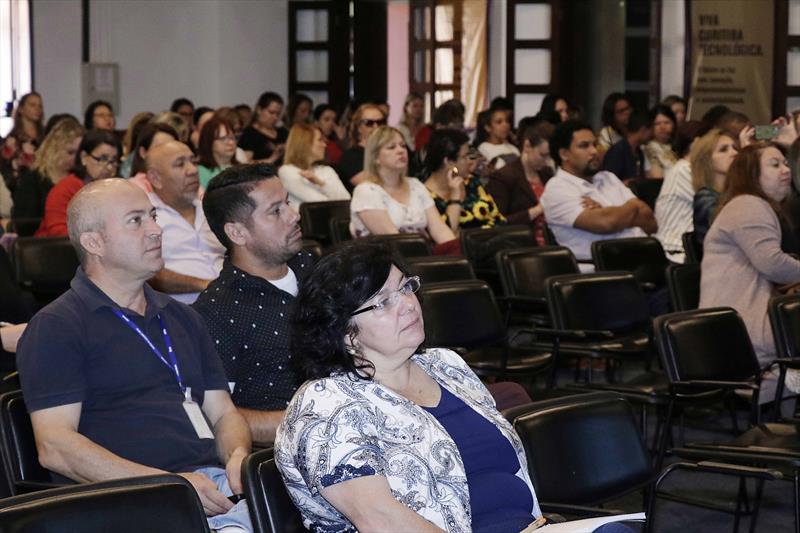 I Seminário Municipal sobre o Direito à Convivência Familiar e Comunitária de Crianças e Adolescentes. Curitiba. 06/12/2018. Foto: Ricardo Marajó/FAS
