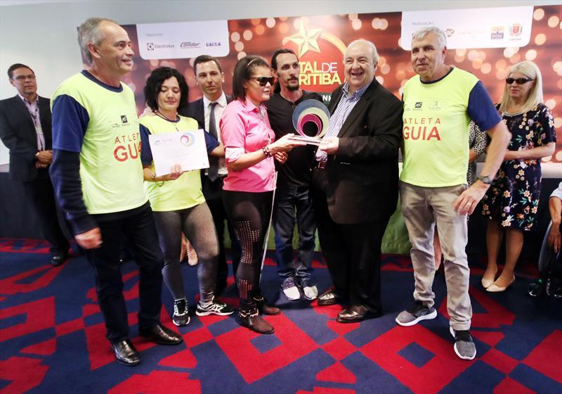 Prefeito Rafael Greca participa do Dia Internacional da Pessoa com Deficiência Prêmio Viva Inclusão. Curitiba, 03/12/2018. Foto: Lucilia Guimarães/SMCS