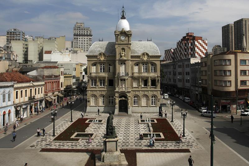 """Em março, foi lançado o tour gratuito """"Caminhada Turística"""", que percorre o Centro Histórico da capital durante duas horas. Foto: Luiz Costa/SMCS"""