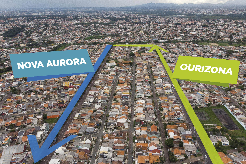 Nova Aurora Paraná fonte: mid.curitiba.pr.gov.br