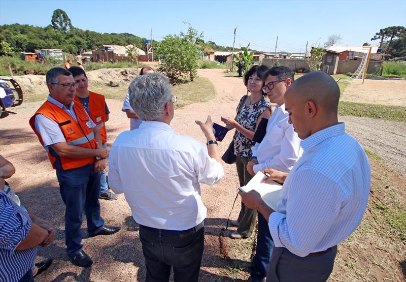 Na primeira missão a Curitiba neste ano de 2019, técnicos da Agência Francesa de Desenvolvimento (AFD) avaliaram como promissora uma nova parceria com a cidade no financiamento do projeto Bairro Novo da Caximba. Curitiba, 30/01/2019. Foto Lucilia Guimarães/SMCS