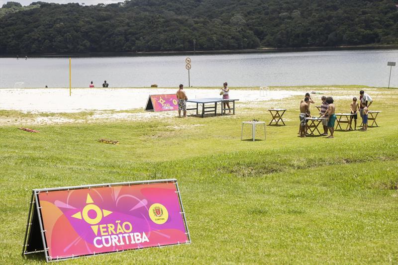 As crianças que forem ao Parque Passaúna, no bairro Augusta, neste fim de semana vão poder participar de uma oficina artística dentro da programação do Verão Curitiba 2019. Curitiba, 12/01/2019.  Foto: Pedro Ribas/SMCS (ARQUIVO)