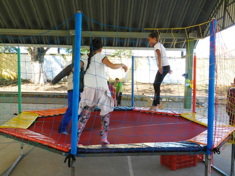Escola do Parolin inicia no sábado atividades do programa Comunidade Escola Foto: Divulgação