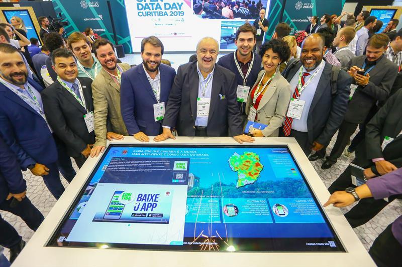 Primeiro dia do Smart City Expo Curitiba 2019,  que vai até sexta-feira (22/3), no Expo Barigui. - Curitiba, 21/03/2019 - Foto: Daniel Castellano / SMCS