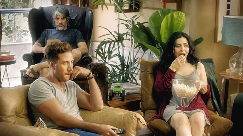 Filmes inéditos abrem a programação do Cine Passeio.  - Na imagem, Happy hour. Foto: Divulgação