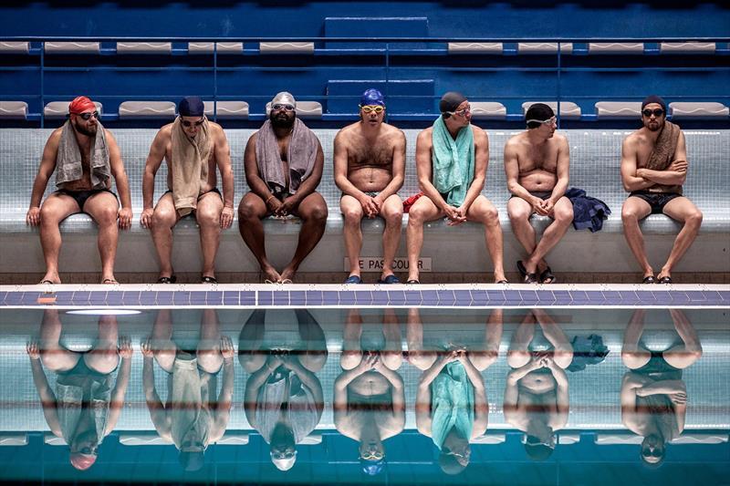 Filmes inéditos abrem a programação do Cine Passeio.  - Na imagem, Um banho de vida. Foto: Divulgação