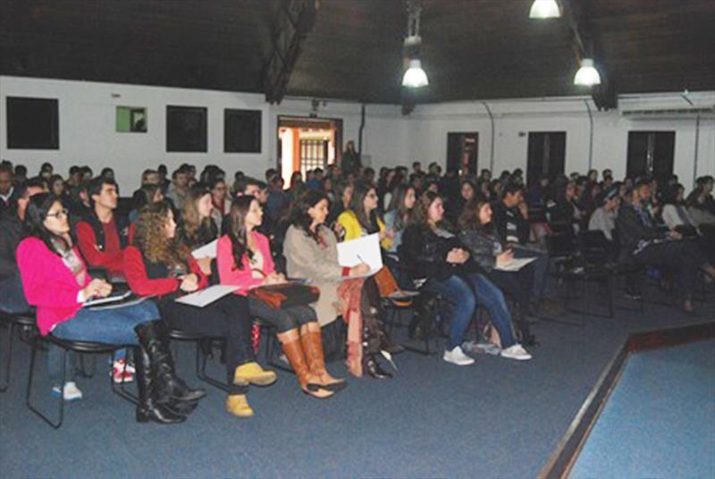"""Ciclo de Palestras """"Curitiba, a experiência em gestão urbana"""""""