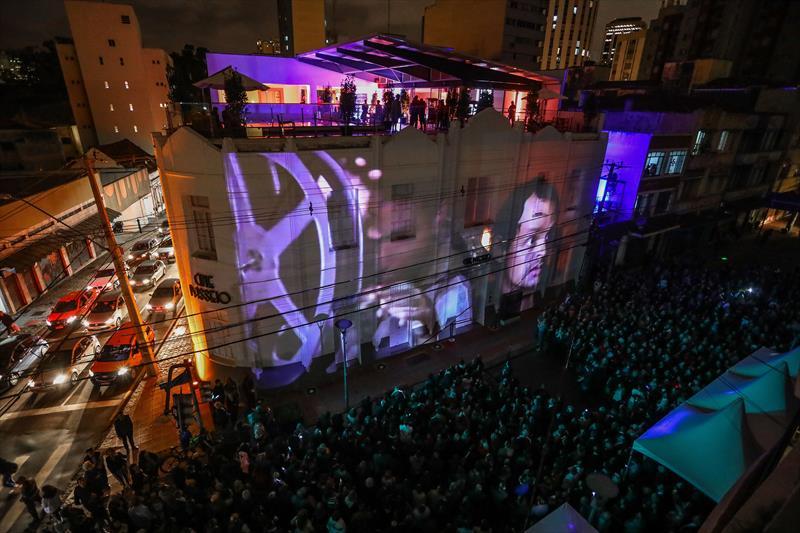 Inaugurou nesta Quarta-feira (27) o Cine Passeio, novo complexo cultural da cidade, com duas salas de cinema e estrutura para formação audiovisual e inovação na área da economia criativa. A inauguração faz parte das comemorações do aniversário de 326 anos da cidade. - Curitiba, 27/03/2019 - Foto: Daniel Castellano / SMCS