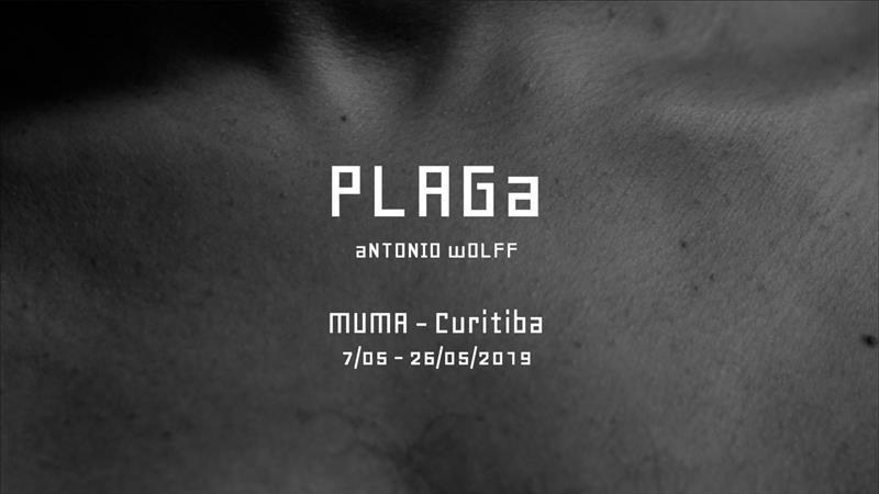 Plaga é o nome da instalação audiovisual que o artista Antonio Wolff apresenta, a partir desta terça-feira (7/5), na sala de exposições de arte digital do Museu Municipal de Arte (MuMA), no Portão Cultural.