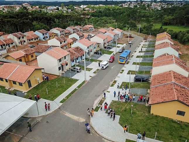 Fundada em maio de 1965, a Companhia de Habitação Popular de Curitiba (Cohab) completa 54 anos de atividade nesta quarta-feira (8/5). Foto: Divulgação Cohab