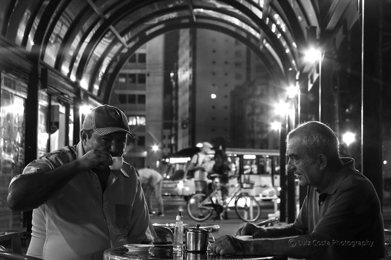 Café nas Arcadas do Pelourinho no Centro. Foto: Luiz Costa /SMCS