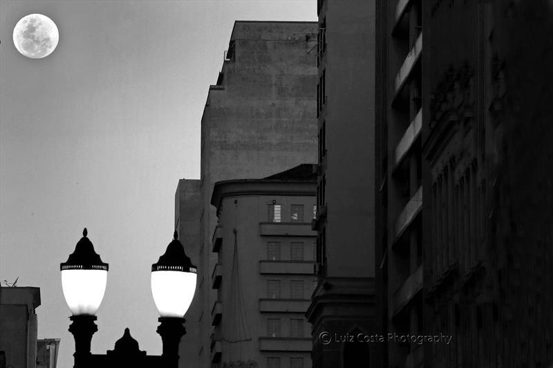 Luar na Rua XV. Foto: Luiz Costa /SMCS