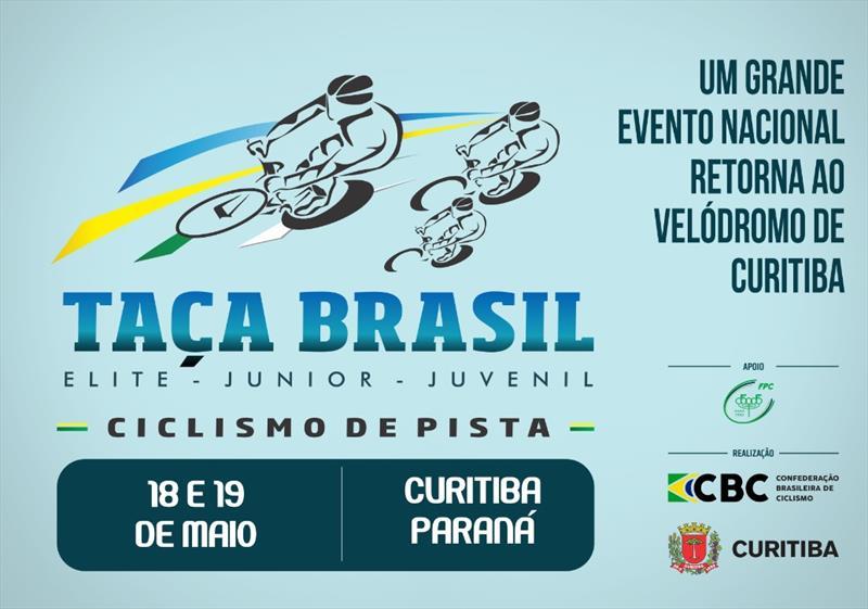 As competições da Taça Brasil de Ciclismo serão no sábado (18/5), das 9h às 19h30, e no domingo (19/5), das 9h às 13h.