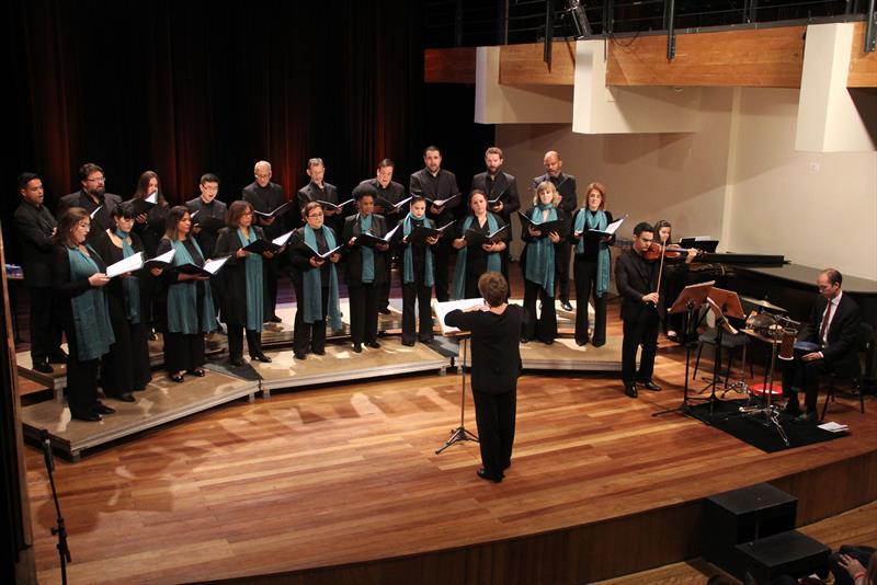 Semana tem concertos do coro e da orquestra da Camerata Antiqua. Foto: Lucilia Guimarães/SMCS