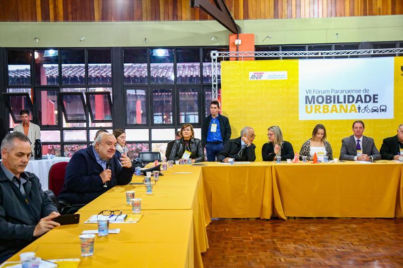 Fórum Paranaense de Mobilidade Urbana, no Parque Barigui.  - Curitiba, 31/05/2019 - Foto: Daniel Castellano / SMCS