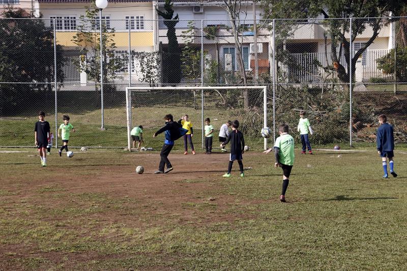 Centro de Esporte e Lazer Caio Junior. Curitiba, 11/06/2019. Foto: Lucilia Guimarães/SMCS